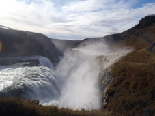 Gulfoss Waterfall, Iceland - 2013