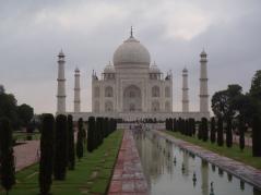 Taj Mahal, India - 2013
